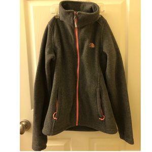 NWOT North Face Fleece Jacket